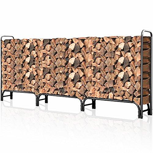 Premium Heavy Duty Log Rack Cover Pleasant Hearth Hcakni