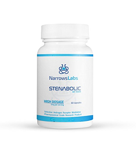 SR9009 Stenabolic 1000mg Powder HPLC Tested 99%+ High Purity